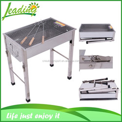 LR-BB091 Stainless Steel Charcoal No Smoke bbq Grills