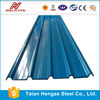 color metal steel roofing sheet/color glazed metal roof tile/color galvanized corrugated roofing