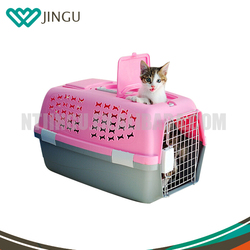 New design Dog travel Aviation Box/ Wholesale Pet Carrier