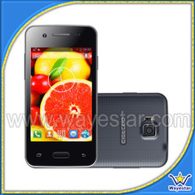 Cheapest 3g android dual sim card mobile phone small size 3.5 inch mobile phone
