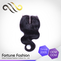 Unprocessed wholesale 100% virgin hair alibaba express italy sell virgin indian remy hair closure
