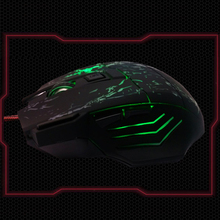 Computer accessory manufacturer Custom brand computer mouse,sparkle button led computer gamer mouse