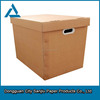 wholesale custom cardboard paper shipping gable box