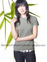 Women's Bamboo Hemp T-shirt
