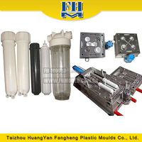 Taizhou Gold Supplier plastic water filter plastic Injection Mould