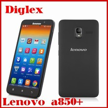 Original Lenovo a850+ Android 4.2 MTK6592 1GB+4GB 960*540P android Phone 3g WCDMA Factory Price