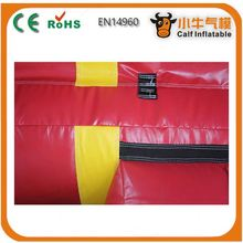 Hot selling top quality classical inflatable castle design slide for promotion