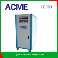 10KVA three phase frequency converter