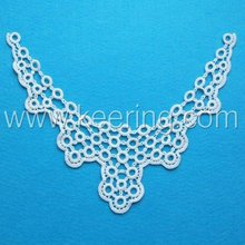 2012 hot sale bridal lace motif for gament WLS-180