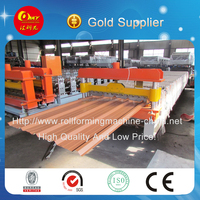 Composite Profile Panel Roof &Wall Machinery
