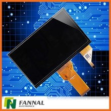 7'' LCD TFT Capacitive Touchscreen Monitor 800*480 WVGA for Industrial/Auto Use