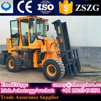 ZSZG 930 boom loader with pallet fork for sale have ce certification