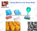 sabão molde de silicone líquido RoHS FDA