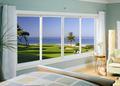 perfil de aluminio de puertas y ventanas correderas de aluminio ventanas