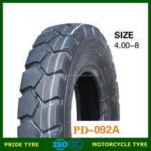 2015 New product 4.00-8 china motorcycle tire manufacturer