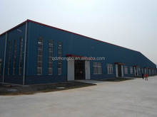 Low Cost Bonded Metal Structure Modular Warehouse