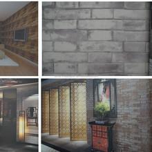 stone wall sticker/pvc wallpaper/3D Brick Stone Wallpaper
