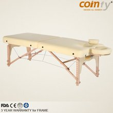 COMFY CFMS05-7 Wooden Fold Physical Therapy Table