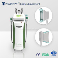 cryolipolysis machine cavitation / fat loss rf beauty machine keyword / cryo skin cooling system