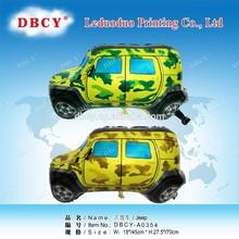 Jeep crianças brinquedo carro elétrico inflável Shantou balão