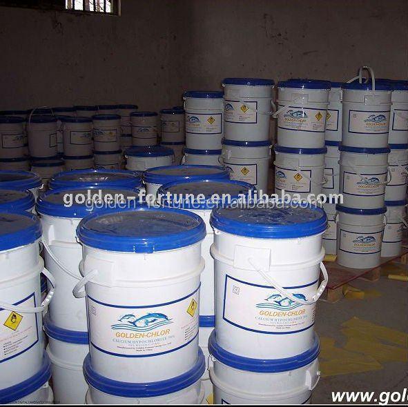 Golden Chlor Calcium Hypochlorite Mini Tablet Swimming