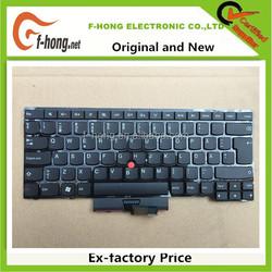 Genuine Original New Swedish keyboard for IBM Thinkpad E430 E435 E330 S430 keyboard SWD/SD layout 04W2583 04W2740