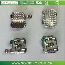 SKY ORTHO High Quality Dental self ligating Orthodontic Brackets