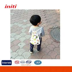 High Quality 100% Eco-friendly Small Drawstring Bag for kids