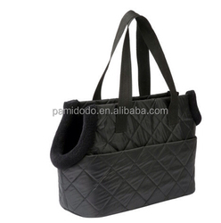 Classic Black Pet Carrier, Pet bag, Pet bag carry dog carrier bag durable material