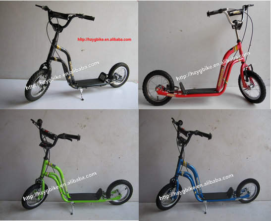 CE /EN 12 inch Push Scooter High Quantity Freestyle Child Kick Scooter