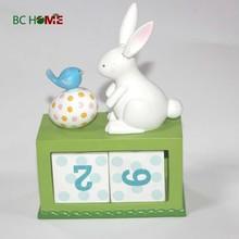 Resin home decoration Easter Eggztravaganza Easter Egg calendar