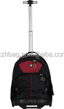 Wheeled Travel Luggage Trolley Laptop Backpack Bag Suit Case