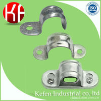 steel saddle clamp on pipe fittings