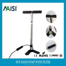High Pressure 3 Stage PCP Pumpe with Air Filter Air Gun PCP Pump with Moisture Trap Rifle PCP Air PCP