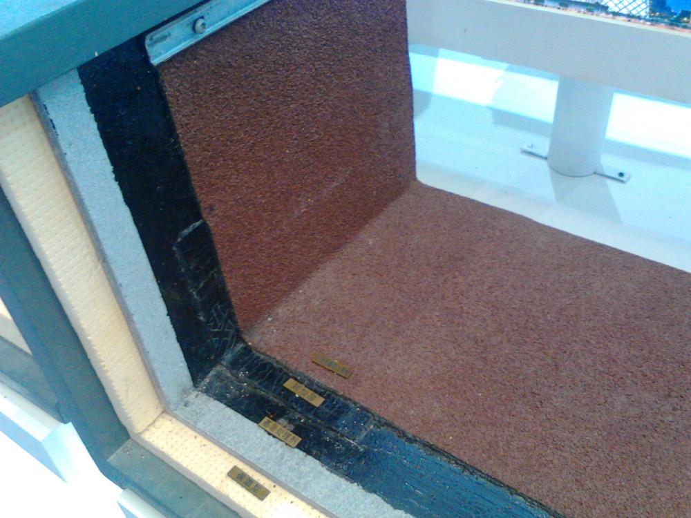 App Modified Bituminous Membrane Roofing : Bitumen waterproof membrane mm