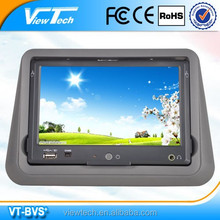 7 inch Bus and motor coach entertainment systems