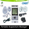 home care and health porducts rechargeable TENS body massager mini TENS massager