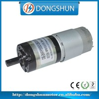 DS-36RP555 36mm high power 5Nm low rpm 300rpm 12v planetary gear motor