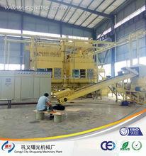 Waste pcb board dismantling machine