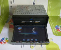 Universal Dashboad Car DVD Player with DVD/VCD/CD/SD/USB/IPOD/TV/GPS/Bluetooth/AVIN/Radio/FM/AM/SWC/Map DJ7019