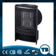 mini stand Black PTC electric heater