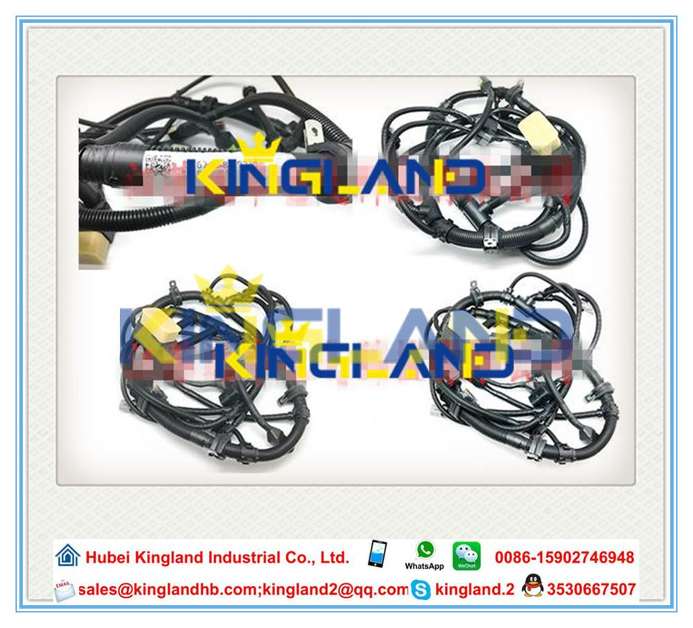 photo for Excavator PC300-8,PC350-8 diesel engine wire harness 6745-81-9230
