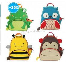 School bag 2015 hot new style backpack bag Popular Kids school bag for student