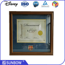 HOT selling new design Generous Documents Frame for students or business man