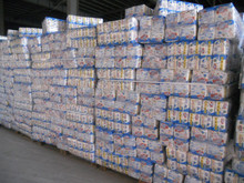baby diapers in bales/ B grade baby diaper bales stocks in bulk