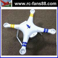 DJI Phantom 2 Vision And DJI Phantom 2 Quadcopter Spare Part Body Shell Replacement