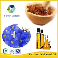 Herb Medicine Plant Extract of Flax Seed Oil/Linseed oil
