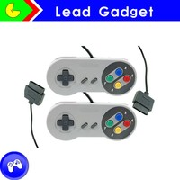 Hot sale in 2015 for snes game new classical controller/for snes USB/PC controller