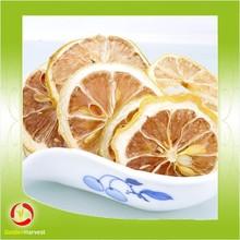 organic dried fruit Dried lemon with good taste
