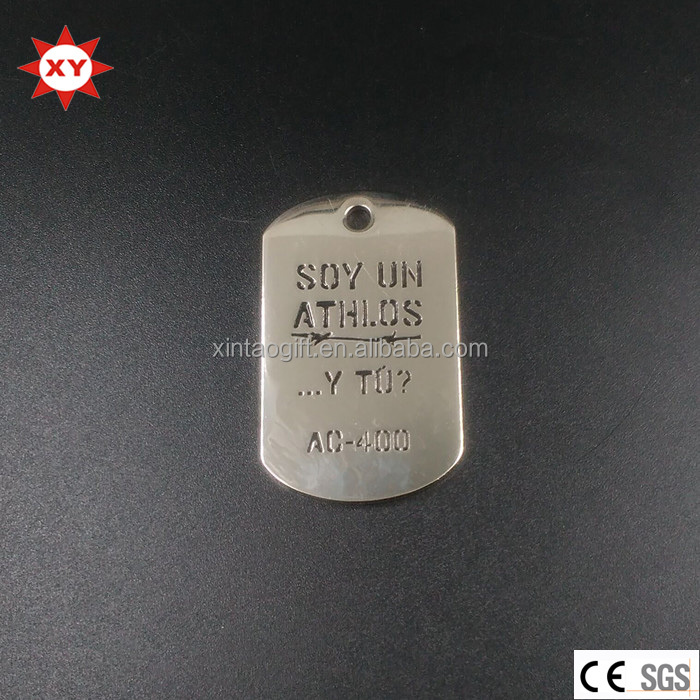 Wholesale Military Dog Tags For People - Buy Dog Tags For ...